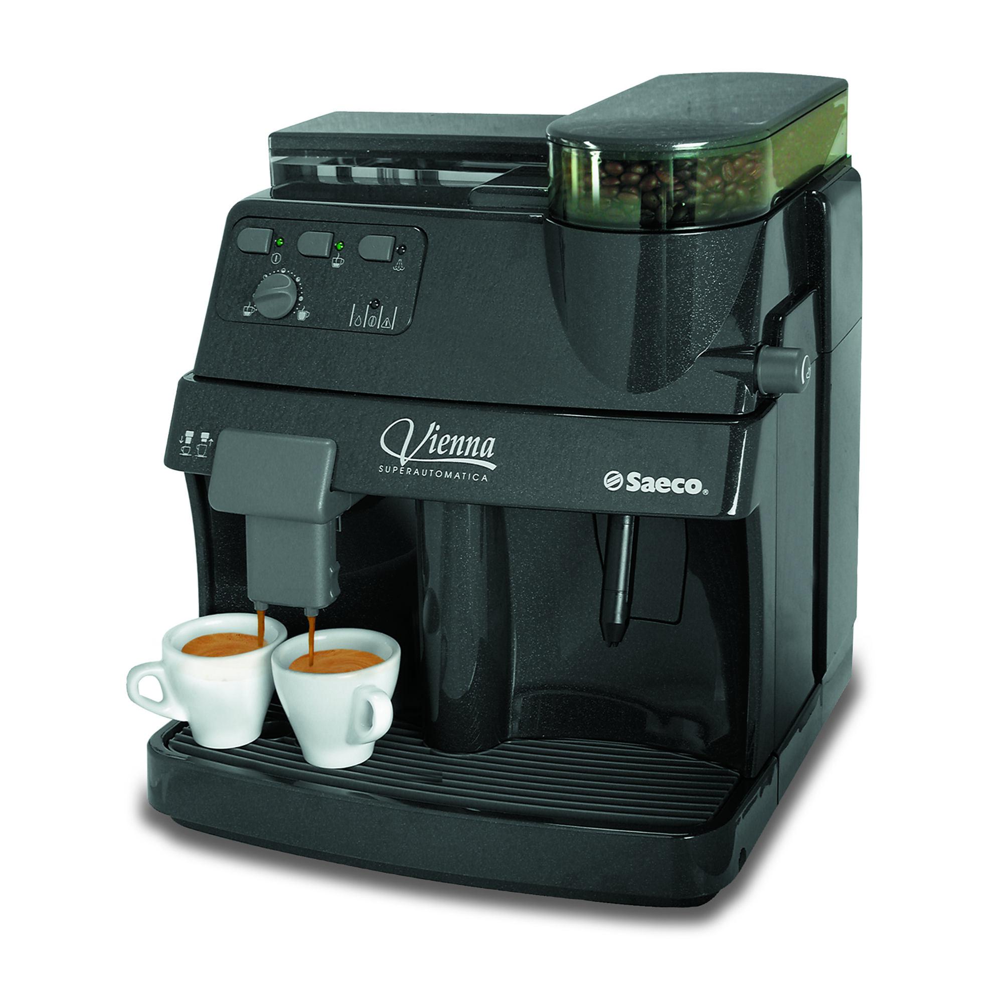 1637   Кофеварка автоматическая Saeco Vienna б/у   Coffee Shop