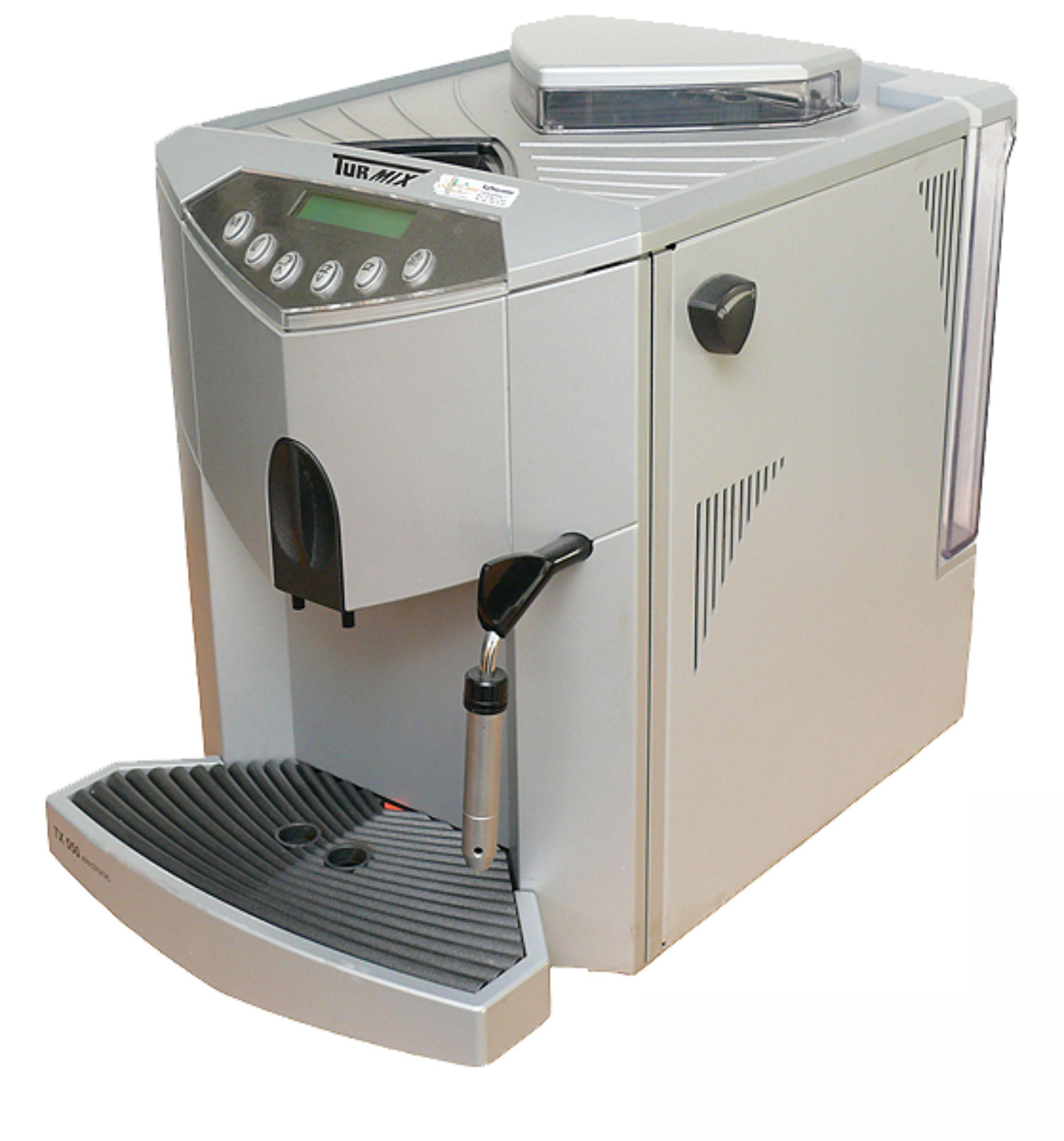 1638 | Кофеварка автоматическая Saeco Turmix tx 550 б/у | Coffee Shop