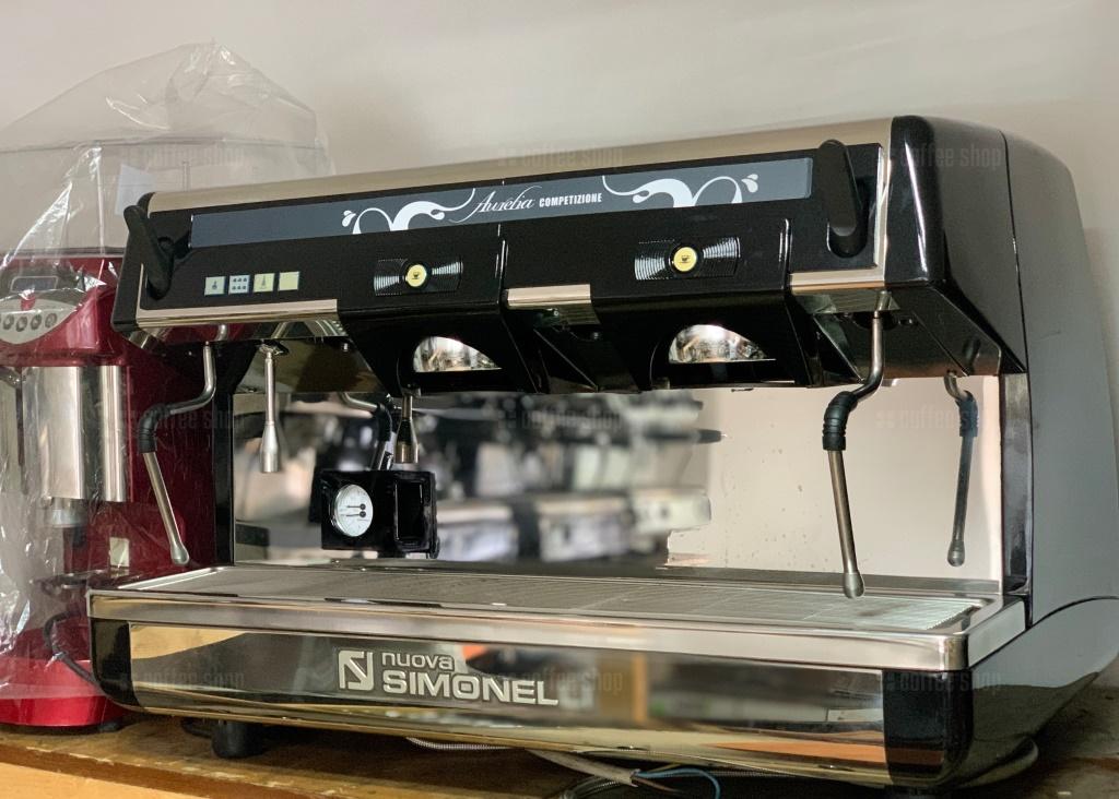 1639 | Кофемашина профессиональная Nuova Simonelli Aurelia S 2GR б/у | Coffee Shop