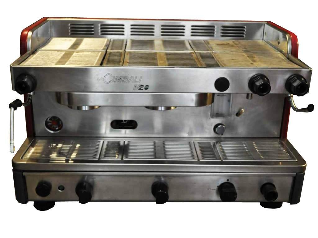 1636 | Кофемашина профессиональная La Cimbali M20 б/у - газовая | Coffee Shop