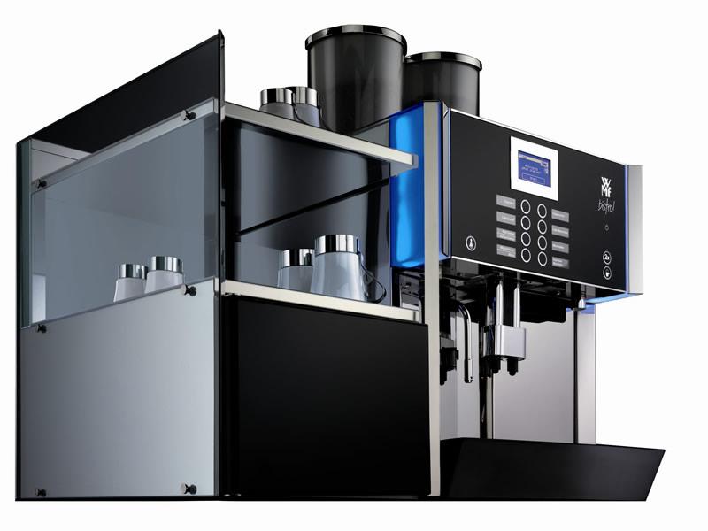 1634   Кофемашина суперавтомат WMF Bistro б/у   Coffee Shop