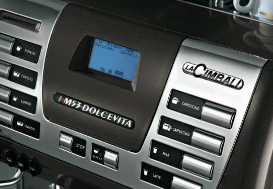 1633 | Кофемашина суперавтомат La Cimbali M53 Dolcevita б/у | Coffee Shop