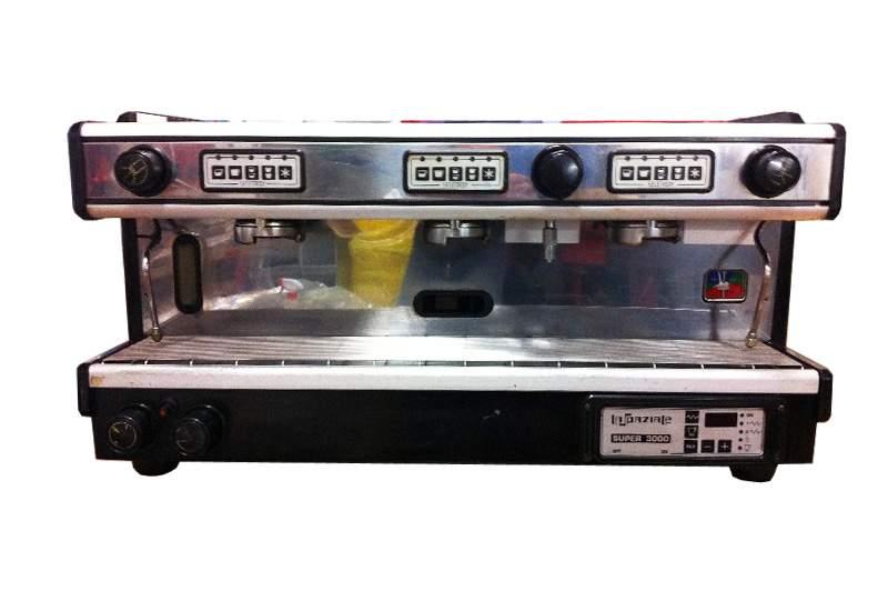 1641 | Кофемашина профессиональная La Spaziale Super 3000 (3GR) б/у | Coffee Shop