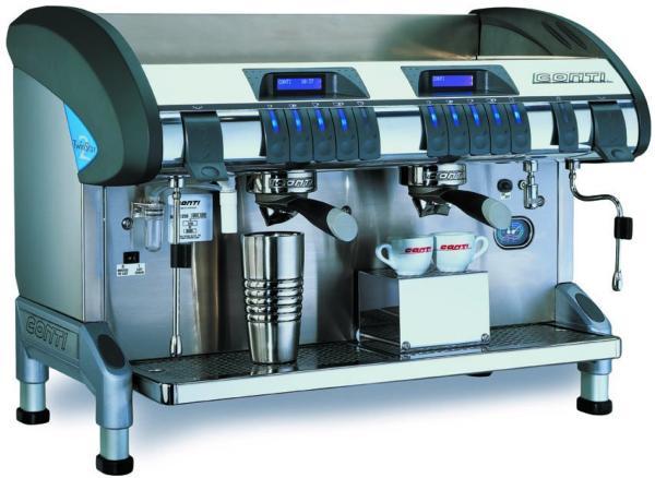 1642 | Кофемашина профессиональная Conti Twinstar II б/у | Coffee Shop