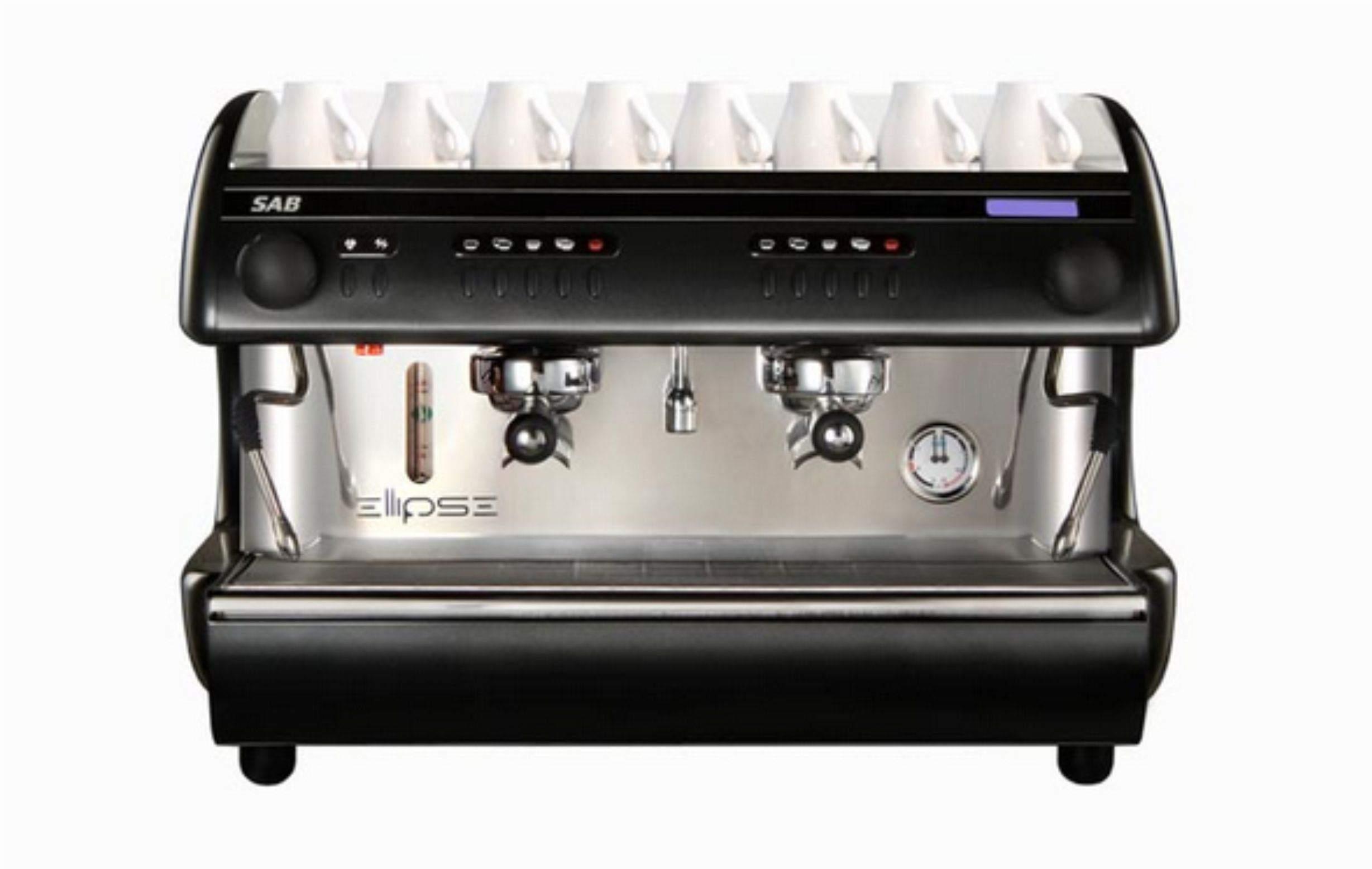 1644 | Кофемашина профессиональная SAB S.V. Italia Ellipse Automatic 2GR б/у | Coffee Shop