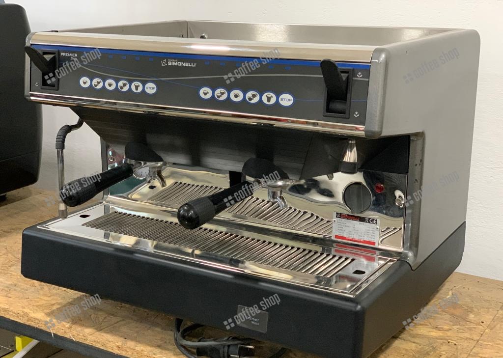 1646 | Кофемашина профессиональная Nuova Simonelli Premier б/у | Coffee Shop
