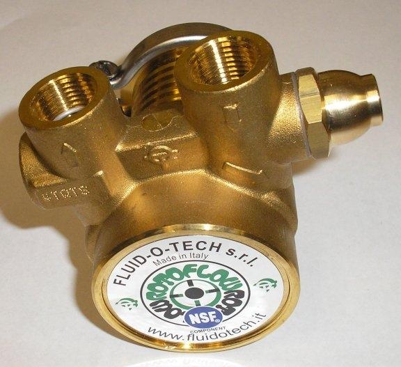 9V36 | Помпа Fluid-o-Tech для кофемашин под хомут | Coffee Shop