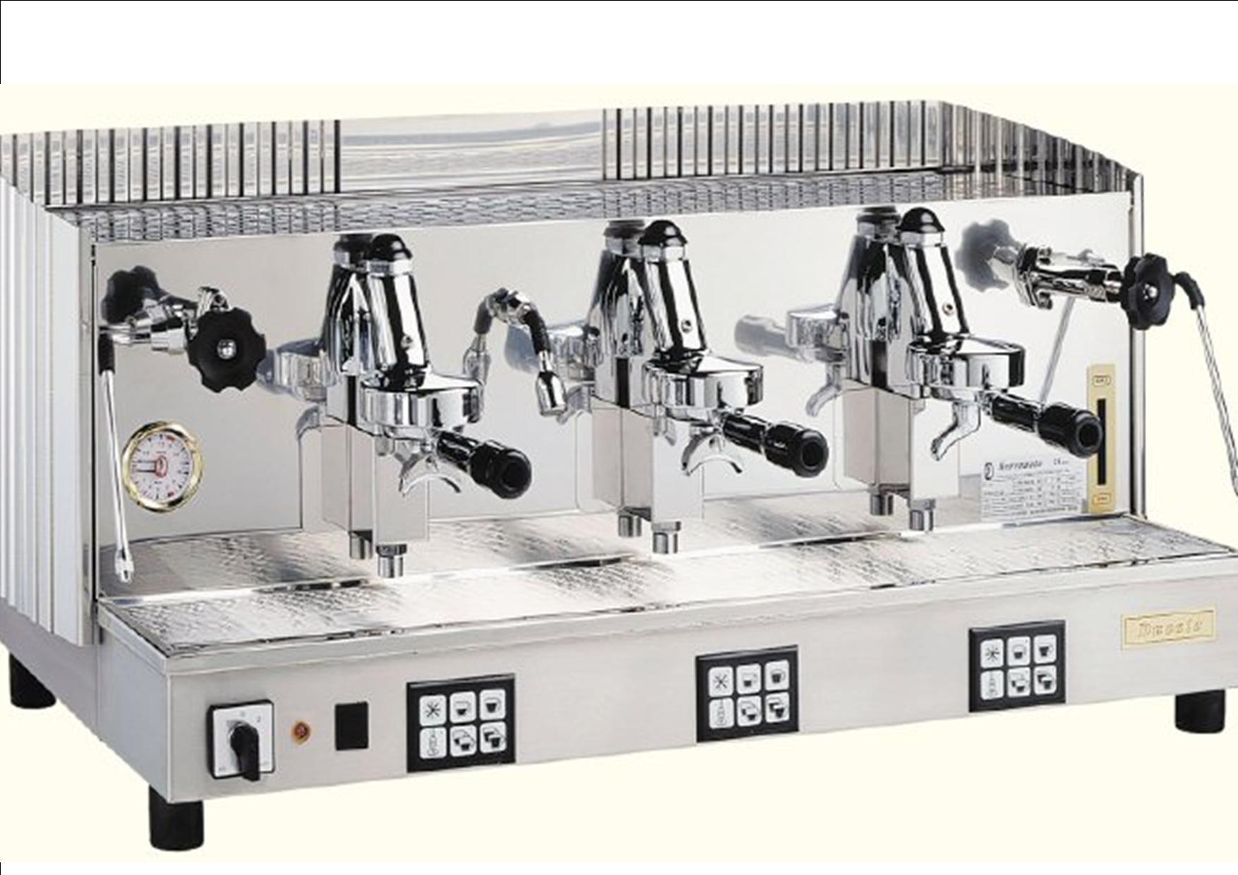1651 | Кофемашина профессиональная Fiorenzato Ducale Auto 3GR б/у | Coffee Shop