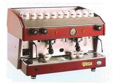 1649 | Кофемашина профессиональная Wega Atlas S б/у | Coffee Shop