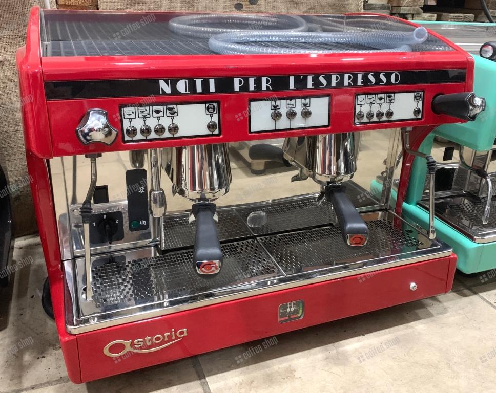 1563 | Кофемашина профессиональная Astoria Perla SME б/у | Coffee Shop
