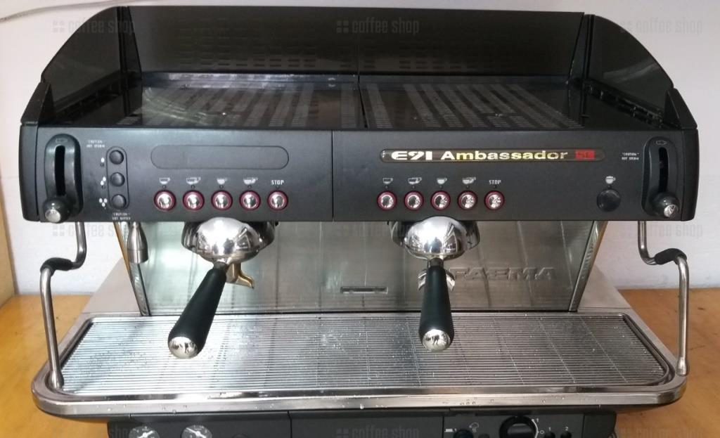 1653 | Кофемашина профессиональная Faema E91 Ambassador Auto 2GR б/у | Coffee Shop