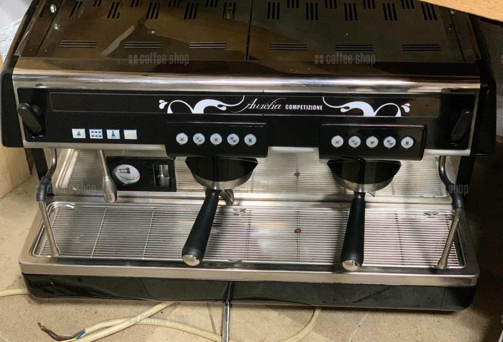 1654 | Кофемашина профессиональная Nuova Simonelli Aurelia Auto 2GR б/у | Coffee Shop