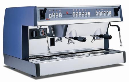 1656 | Кофемашина профессиональная Nuova Simonelli Mac 2000 A (2GR) б/у | Coffee Shop
