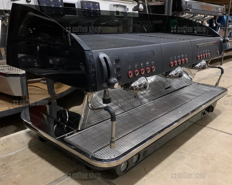 1659 | Кофемашина профессиональная Faema E91 Ambassador Auto 3GR б/у | Coffee Shop