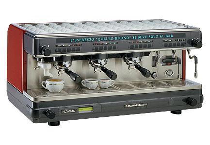 1667 | Кофемашина профессиональная La Cimbali M32 Dosatron DT3 б/у | Coffee Shop