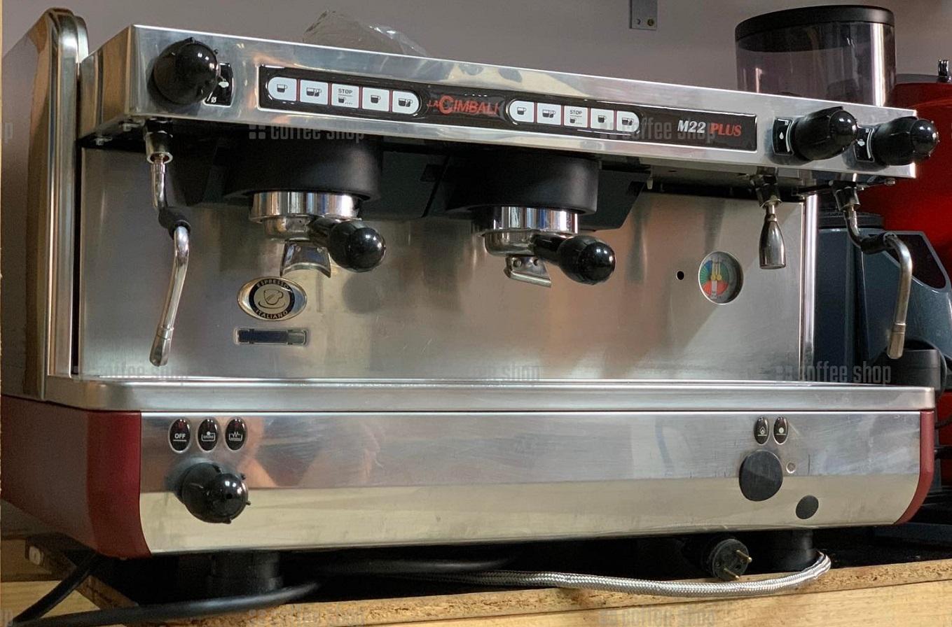 1663 | Кофемашина профессиональная La Cimbali M22 Plus DT2 б/у | Coffee Shop