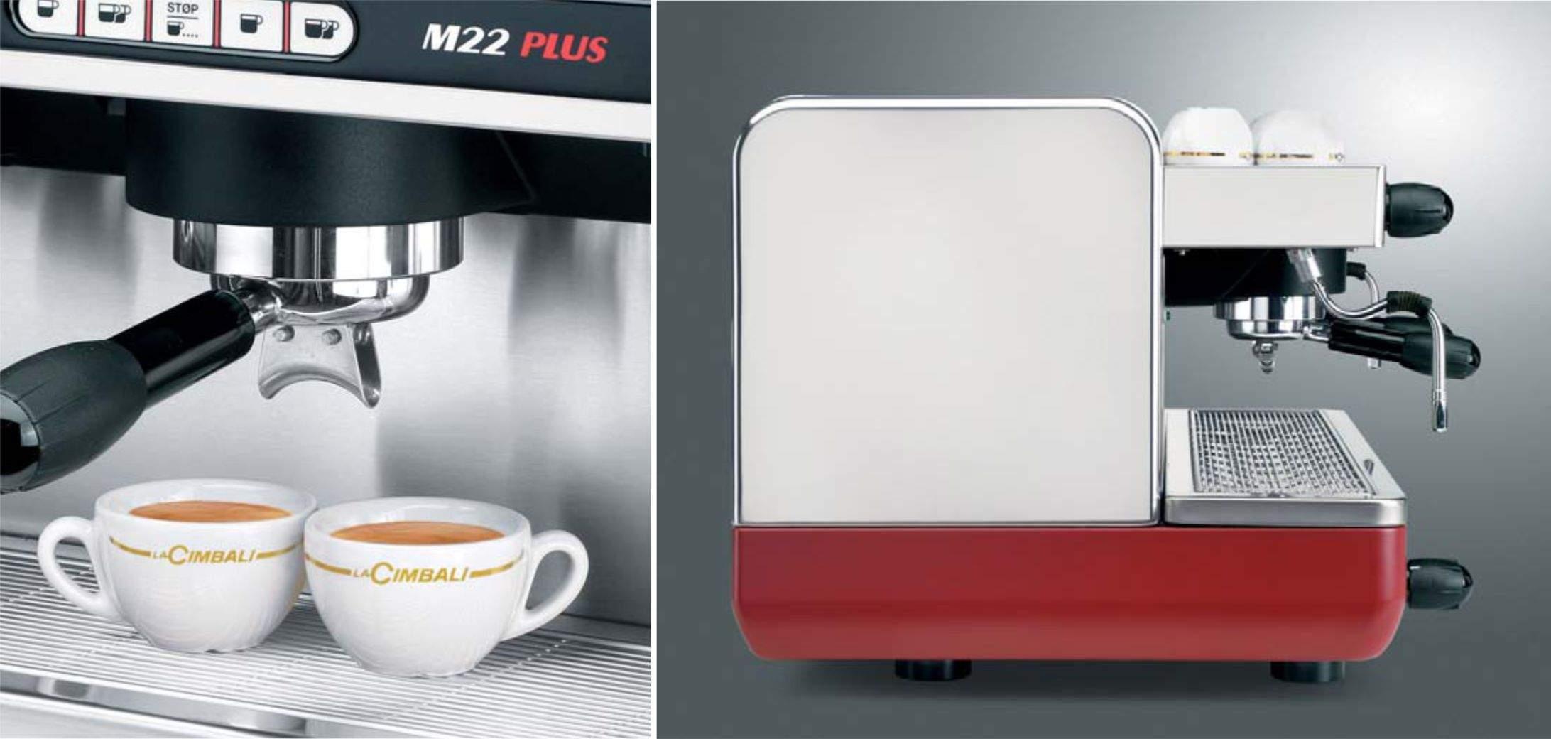 1662 | Кофемашина профессиональная La Cimbali M22 Plus DT3 б/у | Coffee Shop