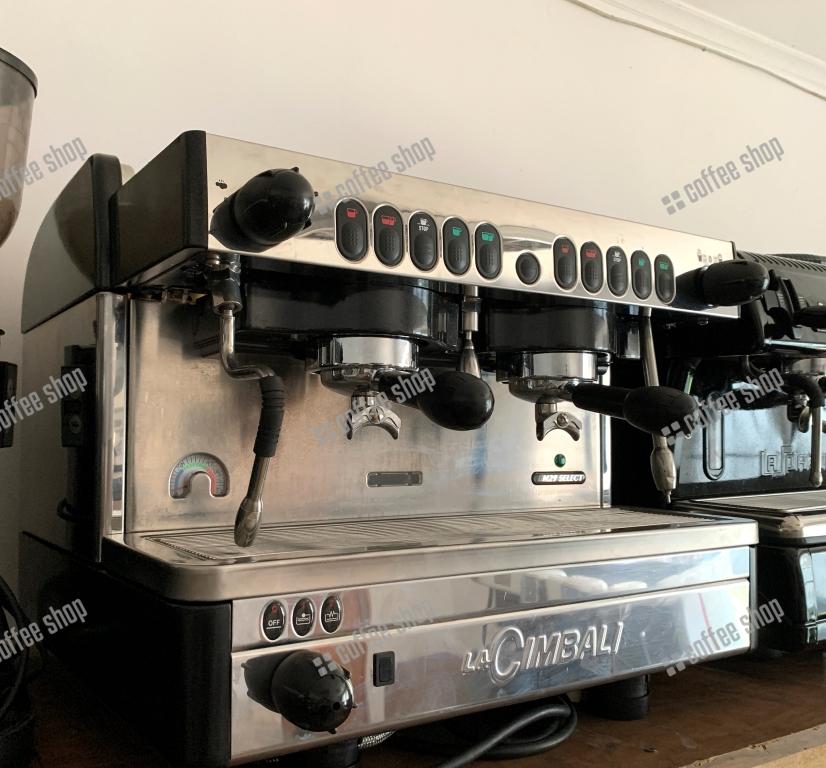 1664 | Кофемашина профессиональная La Cimbali M29 Select DT2 б/у | Coffee Shop