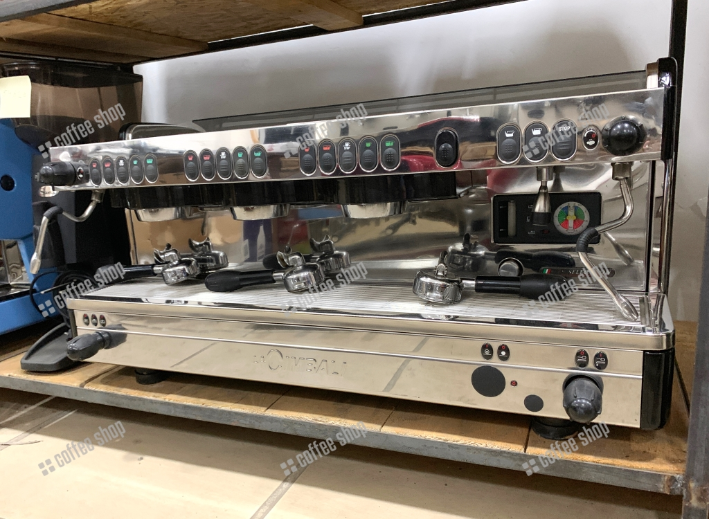 1666 | Кофемашина профессиональная La Cimbali M29 Selectron DT3 б/у | Coffee Shop