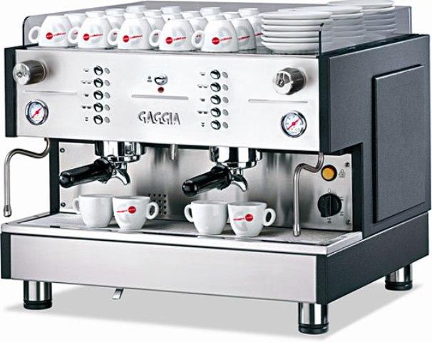 1671 | Кофемашина профессиональная Gaggia XD 2GR б/у | Coffee Shop