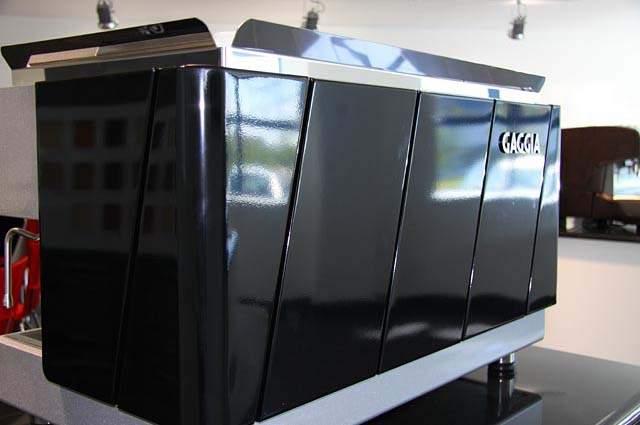 1673   Кофемашина профессиональная Gaggia D90 3GR б/у   Coffee Shop