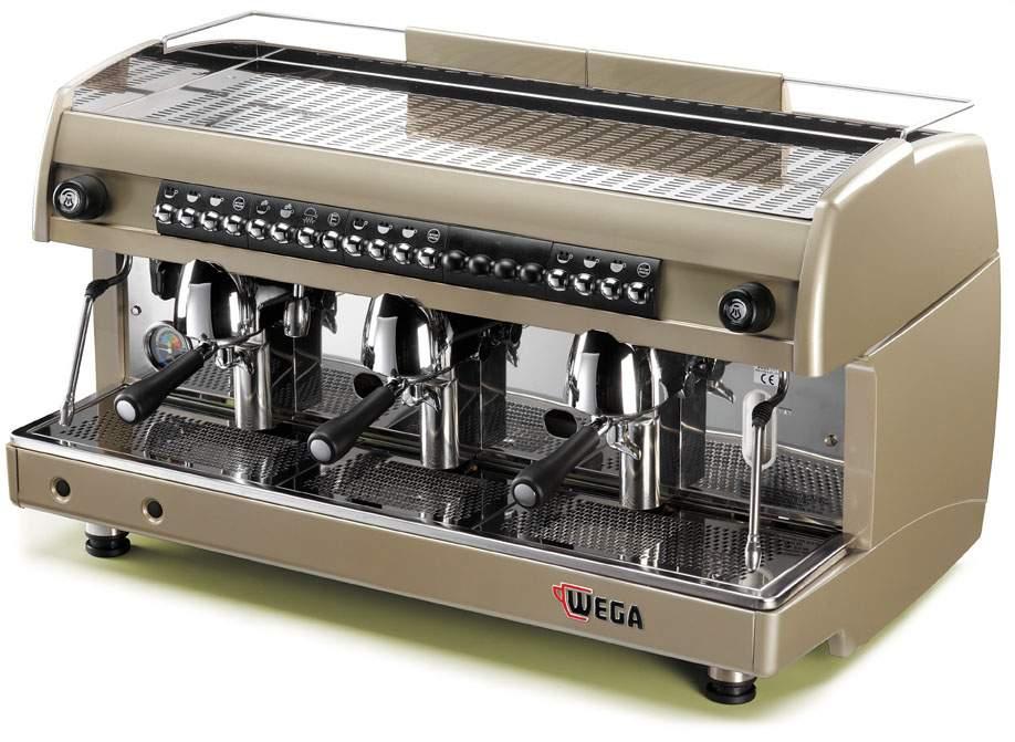 1675 | Кофемашина профессиональная Wega Sphera EVD 3 GR б/у | Coffee Shop