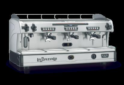 1678 | Кофемашина профессиональная La Spaziale S5 EK 3GR б/у | Coffee Shop