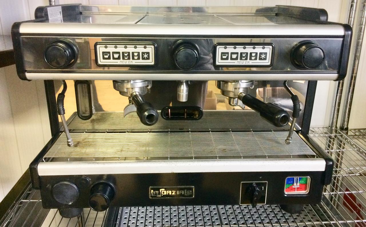 1679 | Кофемашина профессиональная La Spaziale New EK Auto 2GR б/у | Coffee Shop