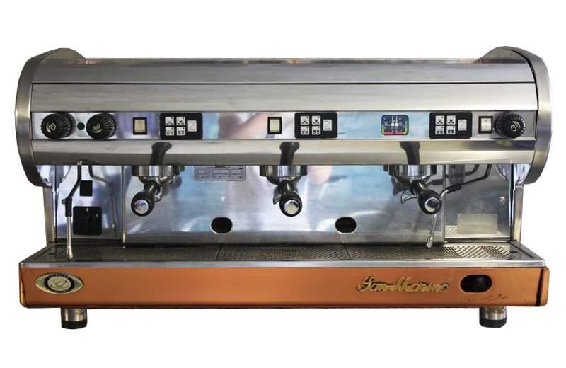 1682 | Кофемашина профессиональная Astoria Lisa (3GR) б/у | Coffee Shop