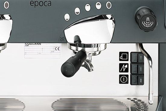 1686 | Кофемашина профессиональная Rancilio Epoca DE Auto б/у | Coffee Shop