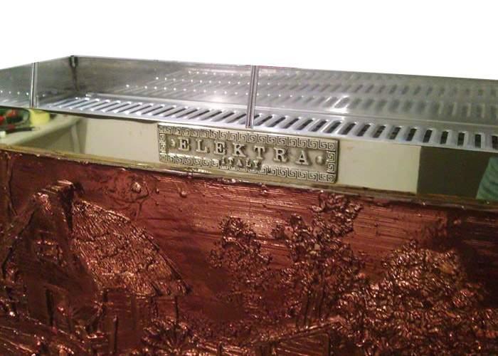 1690 | Кофемашина профессиональная Elektra Old America 3GR б/у | Coffee Shop