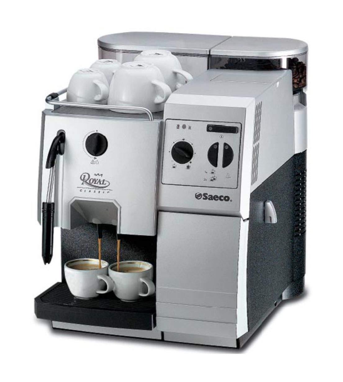 1691   Кофеварка автоматическая Saeco Royal Classic б/у   Coffee Shop