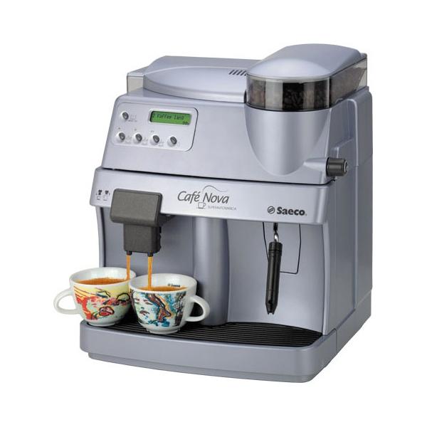 1692 | Кофеварка автоматическая Saeco Cafe Nova б/у | Coffee Shop