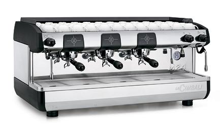 1733 | Кофемашина профессиональная La Cimbali M24 Premium C/3 | Coffee Shop