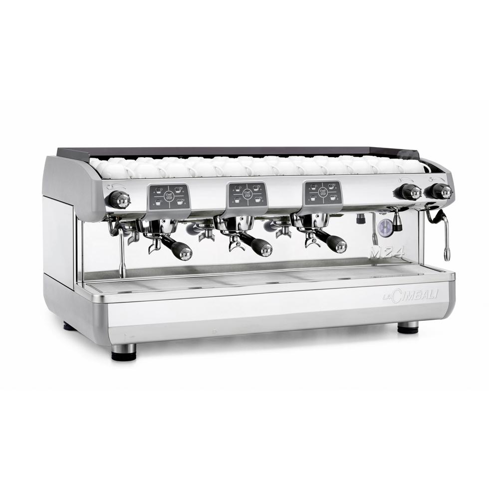 1734 | Кофемашина профессиональная La Cimbali M24 Plus DT/3 | Coffee Shop