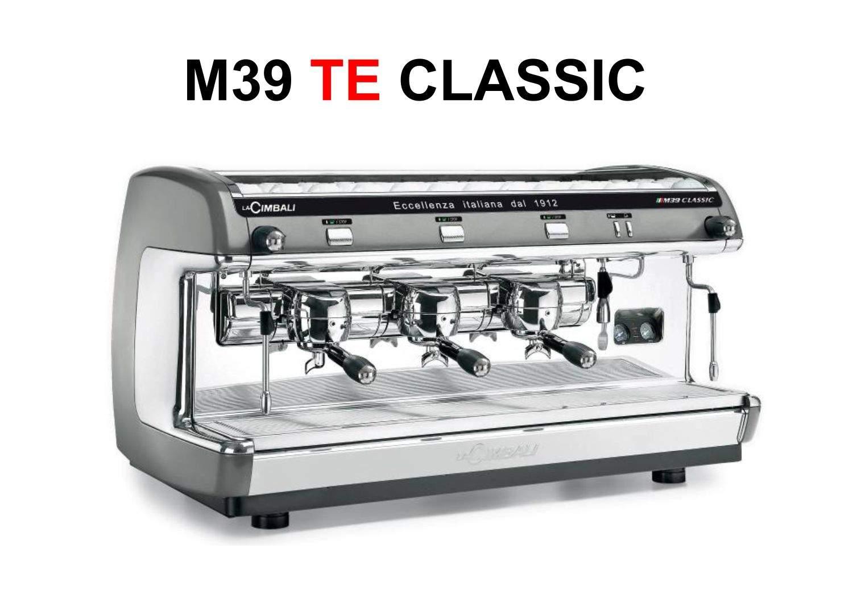 1736 | Кофемашина профессиональная La Cimbali M39 TE Classic C/3 | Coffee Shop