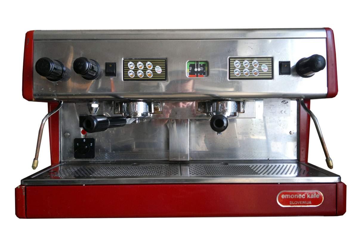 1695 | Кофемашина профессиональная Emonec Caffe Tina E2 б/у | Coffee Shop