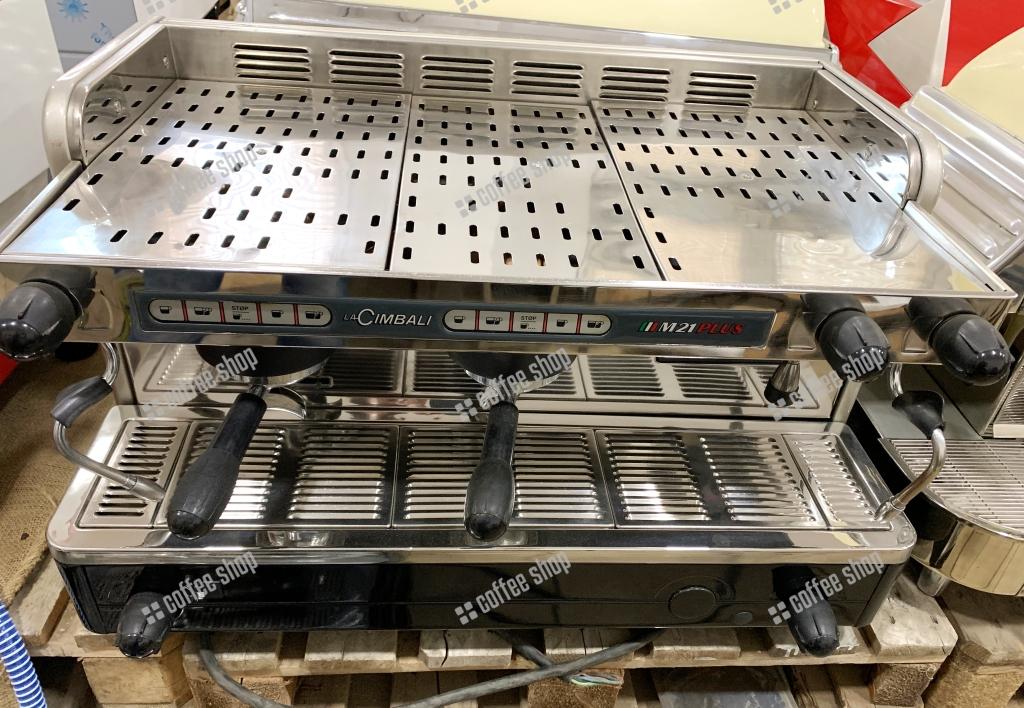 1661 | Кофемашина профессиональная La Cimbali M21 Plus DT2 б/у | Coffee Shop