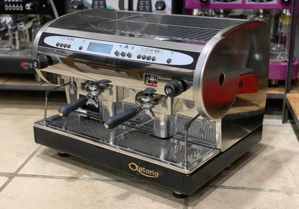 1681 | Кофемашина профессиональная Astoria Lisa R SME2 б/у | Coffee Shop