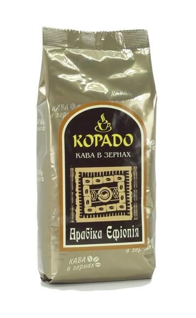 1901 | Кофе Корадо Арабика Эфиопия в зёрнах 500 г | Coffee Shop