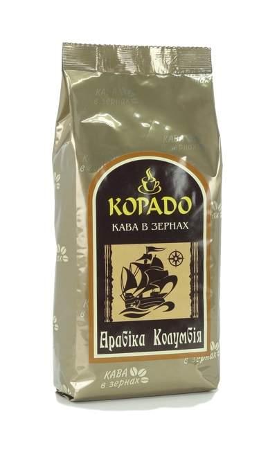 1903 | Кофе Корадо Арабика Колумбия в зёрнах 500 г | Coffee Shop