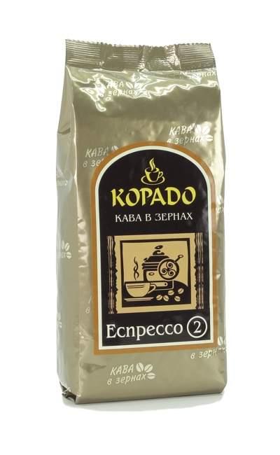 1908 | Кофе в зёрнах Корадо Эспрессо-2 500г | Coffee Shop