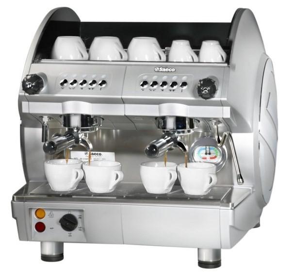 16102 | Профессиональная кофемашина Saeco Aroma SE 200 Compact б/у | Coffee Shop