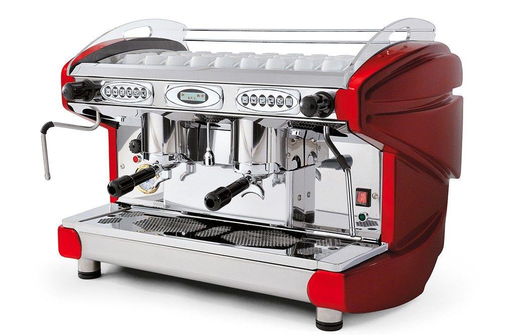 16103 | Кофемашина профессиональная B.F.C. Roya Lira 2GR Auto б/у | Coffee Shop