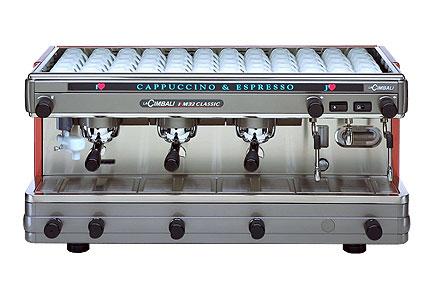 16106 | Кофемашина профессиональная La Cimbali M32 Classic C3 б/у газовая | Coffee Shop