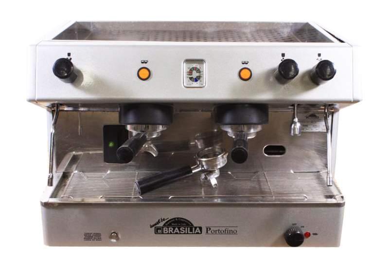 16110 | Кофемашина профессиональная Brasilia Portofino б/у газовая | Coffee Shop