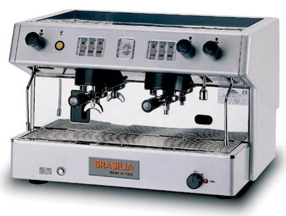 16111 | Кофемашина профессиональная Brasilia Portofino Auto б/у газовая | Coffee Shop
