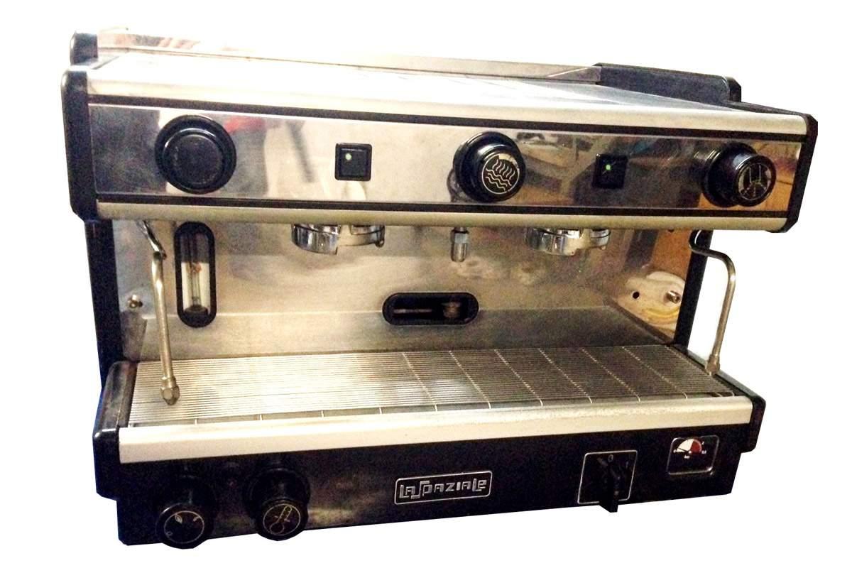 16112 | Кофемашина профессиональная La Spaziale New EP 2GR б/у газовая | Coffee Shop