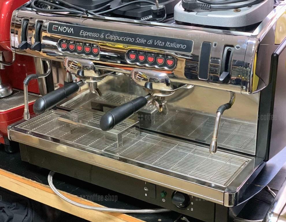 16108 | Кофемашина профессиональная Faema Enova A2 б/у | Coffee Shop