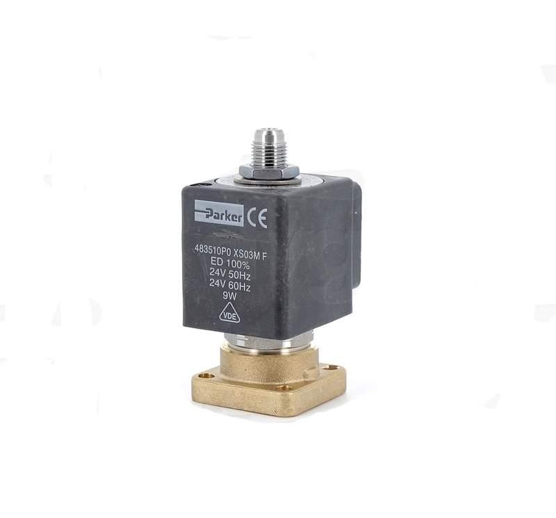 6V4604 | Электромагнитный клапан в сборе Parker/Lucifer | Coffee Shop